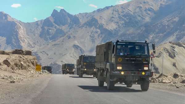 Prepping for treacherous winter: Indian Army undertakes biggest logistic operation along LAC