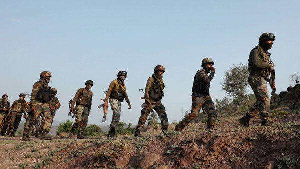 Indian forces will block every infiltration attempt made by Pakistani terrorists