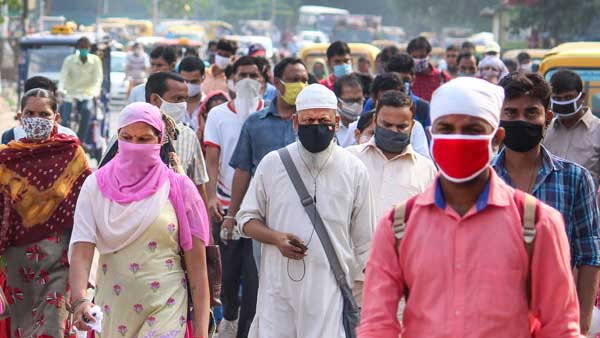 Rajasthan to make masks mandatory via law today