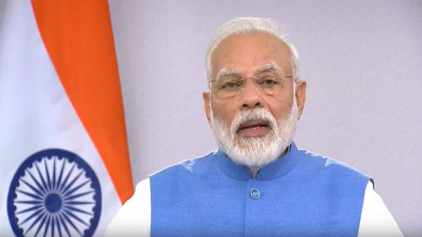 PM Modi attacks oppn parties over protests, says they are misleading farmers
