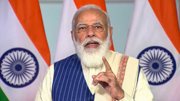 Coordinated efforts will lead to fast recovery from pandemic: PM Modi at G20 summit