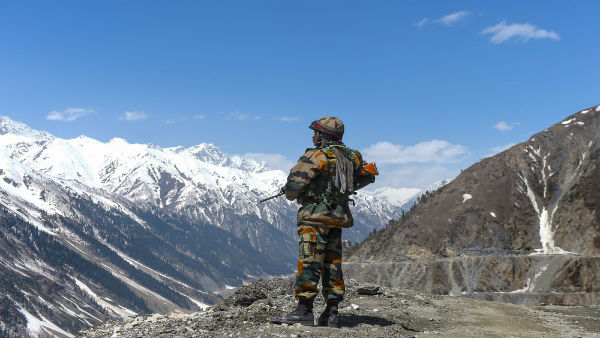 Chinese soldier held on Indian side of LAC