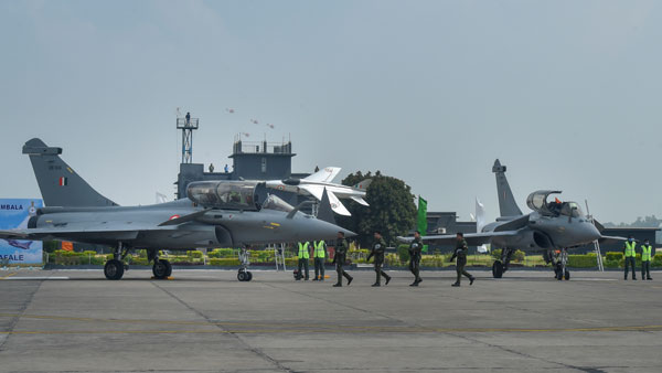 Rafale fighters set to get meaner this month with HAMMERS