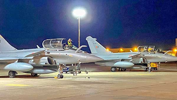 France advises keeping Pakistan origin technicians away from Rafale fighters