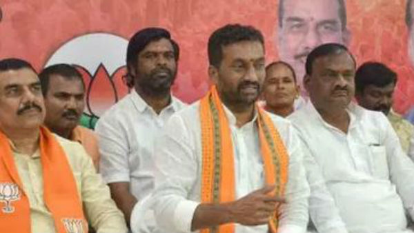 Dubbaka Bypoll Results 2020: BJP maintains lead over TRS