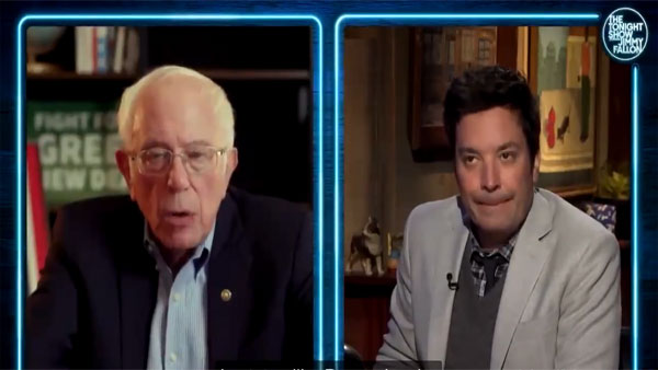 Viral video: When Sanders predicted every Donald Trump move two weeks back