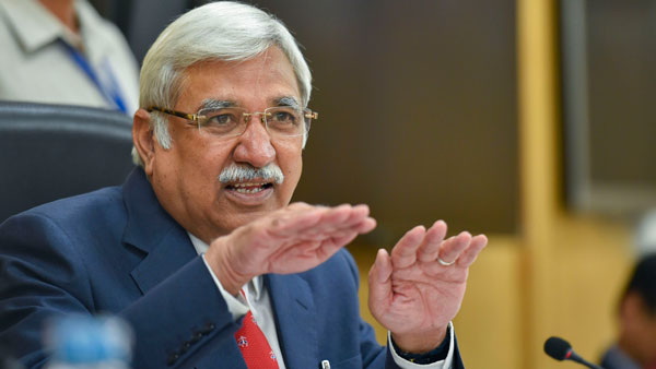Arrangements in place for candidates to file nomination online: CEC
