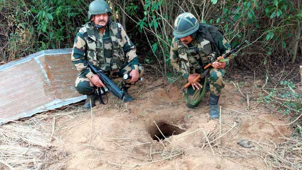 Reinforced, markings of Karachi, Pak hand all over in tunnel used by JeM terrorists