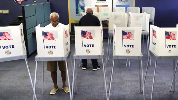 US elections: 10 crore have voted, another 6 crore to vote today