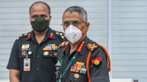 Process on, hopeful of a pact with China says Indian Army Chief