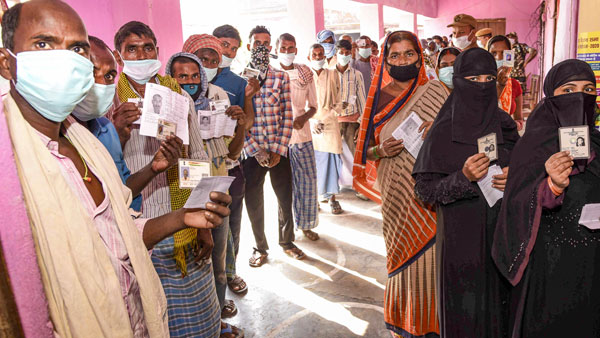 Bihar Elections 2020: 2.85 crore voters will decide fate of 1,463 candidates in second phase