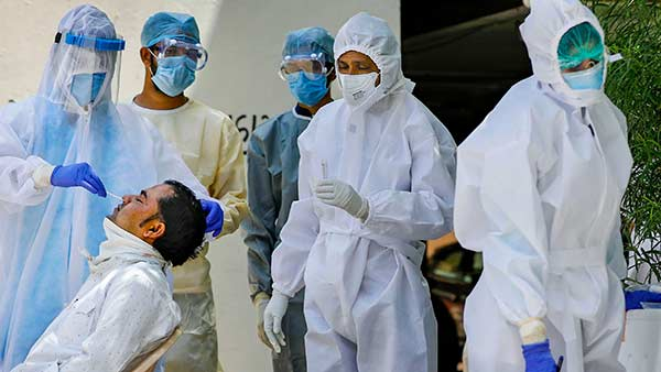 Coronavirus cases: India records 43,082 new COVID-19 cases, 492 deaths in last 24 hours