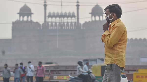 Delhi air pollution levels continue to be very poor