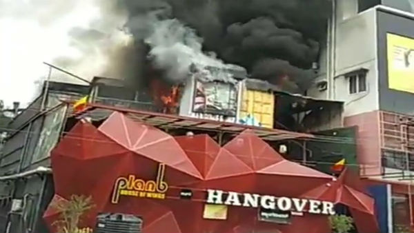 Benglauru: Fire breaks out in Hangover pub at HSR Layout, no casualties