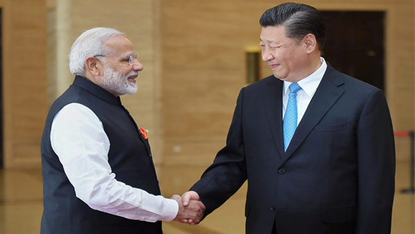 PM Modi-Xi face off for first time today amidst Indo-China border standoff today