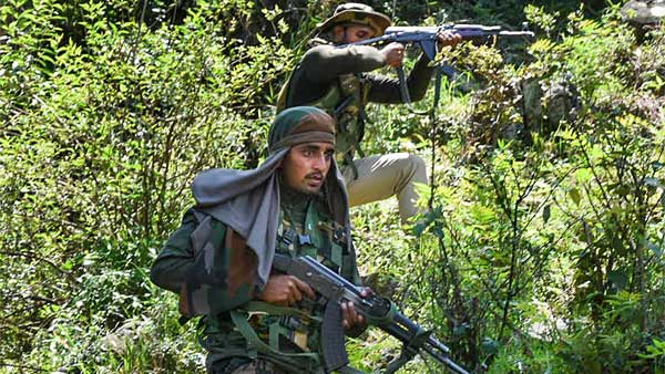 Pak Rangers open fire along IB in J&K's Kathua