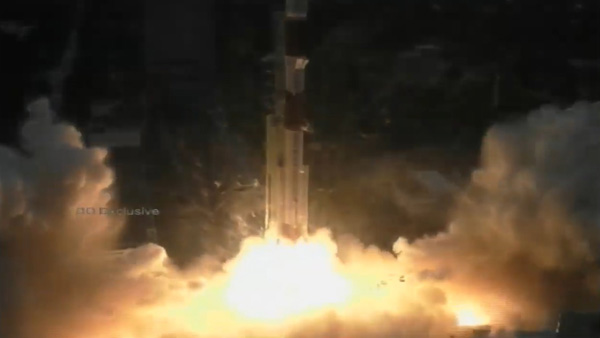 ISRO's PSLV-C49 lifts off successfully