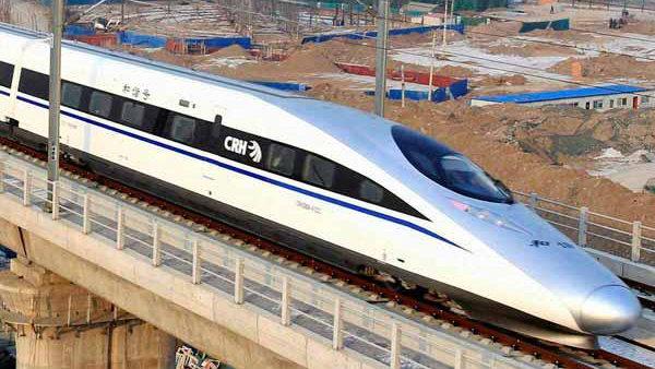 Mumbai-Ahmedabad bullet train visuals released