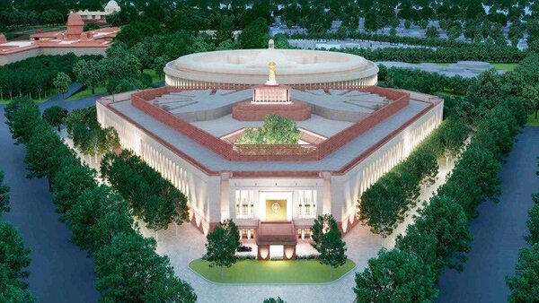 Construction cost, area: All you need to know about the new Parliament complex