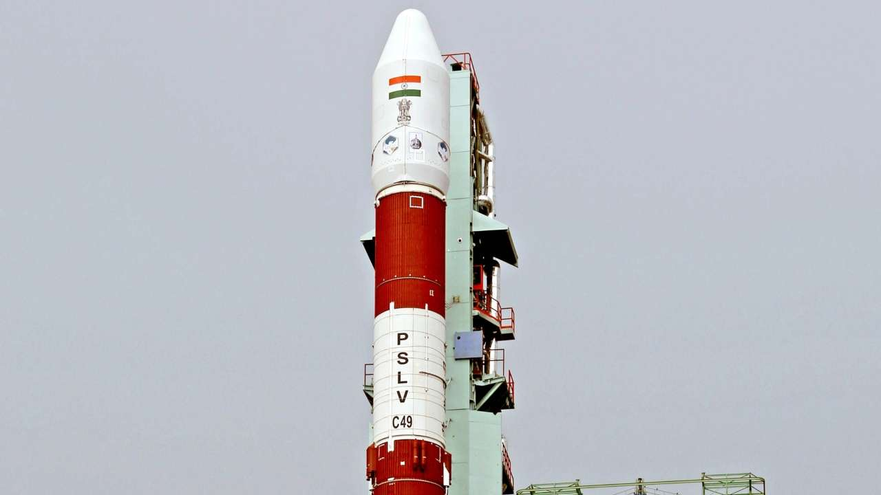 PSLV-C50 to launch communication satellite CMS-01 on Dec 17: ISRO