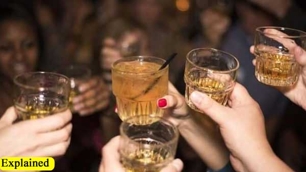 Explained: Why people in north India should avoid consumption of alcohol during cold wave?