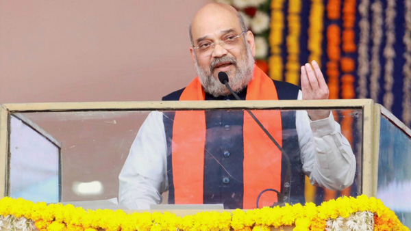 Condemn violence against BJP workers: Amit Shah in Bengal