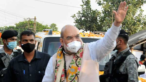 Eye on polls, Amit Shah to begin Mission Bengal