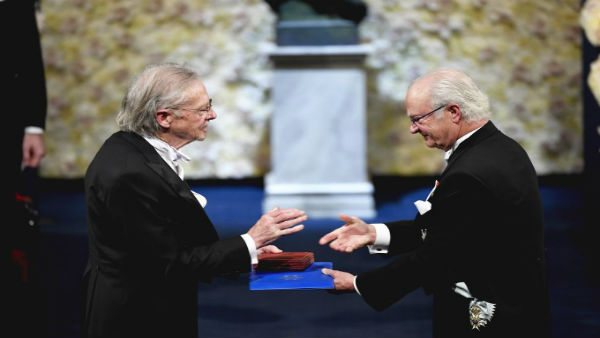 Under pandemic cloud, Nobel Prize ceremony to be held online this year