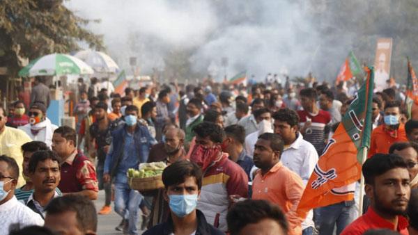 बंगाल पुलिस के साथ झड़प में भाजपा कार्यकर्ता की मौत, यह हत्या है सूर्या का कहना है