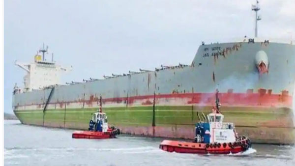 Two ships with 39 Indians on board not yet allowed to unload cargo by China: India
