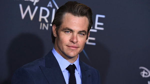 Chris Pine to star in Paramount's Dungeons and Dragons