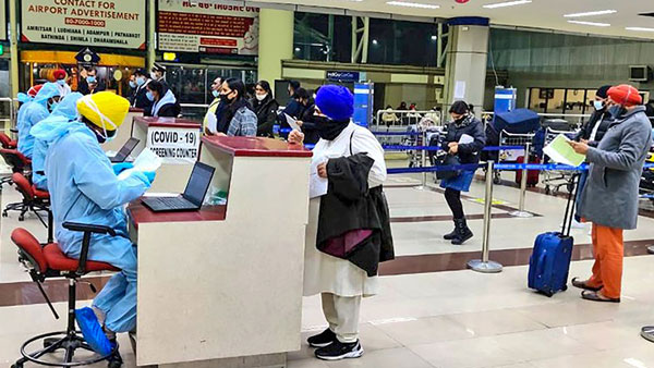 Mutant Coronavirus strain: India reports 6 cases as UK returnees test +ve