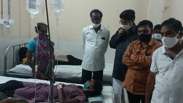 Eluru mystery illness: Lead, nickel detected in blood samples of patients