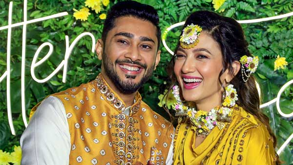 Actor Gauahar Khan marries choreographer Zaid Darbar in an Intimate Ceremony