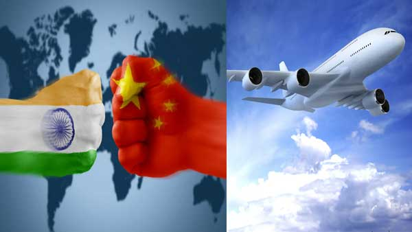 India's strong response to China on flying in its nationals