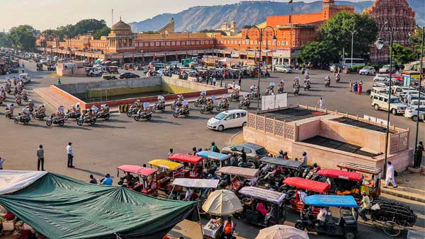 Bharat Bandh: Rajasthan evokes mixed reactions
