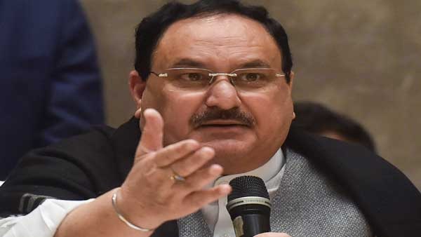 BTC poll results show people's faith in Modi's leadership: JP Nadda