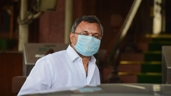 IT proceedings against Karti Chidambaram, wife quashed