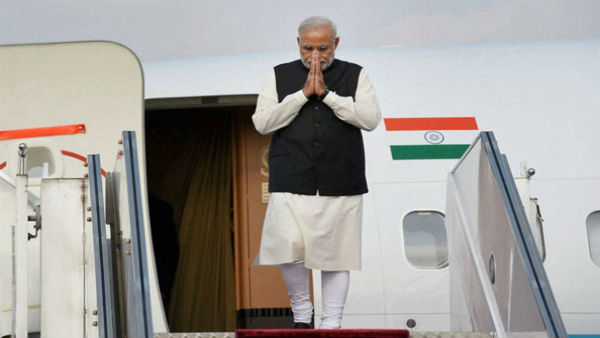 Delhi HC stays CIC order directing IAF to give info on PM Modis foreign visits; notice sent to RTI applicant