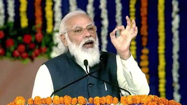 Vijay Diwas: PM Modi lights up 'Swarnim Vijay Mashaal'