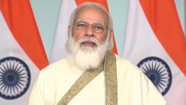 At centenary celebrations, PM Modi describes AMU as mini India