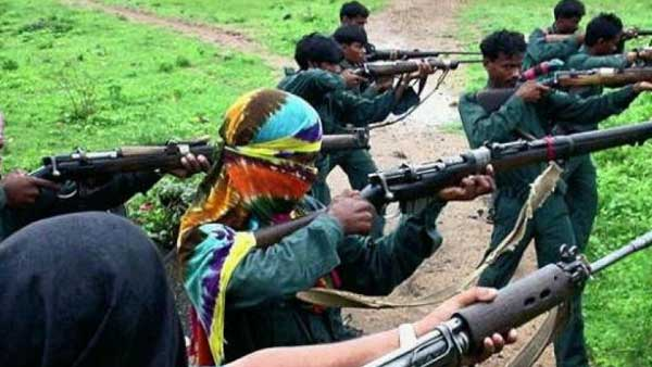 Naxal incidents down 47 per cent in past 5 years