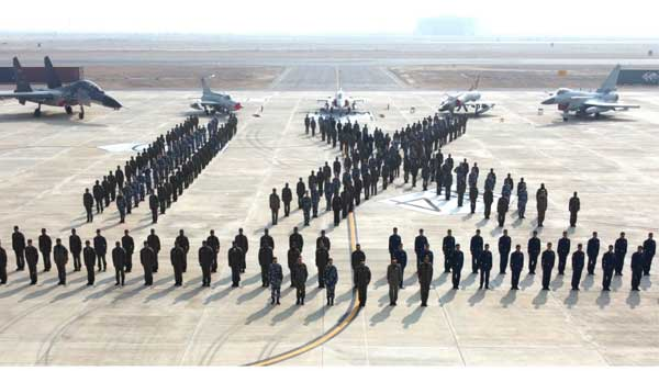 Pak-China begin joint air exercise to deepen practical cooperation