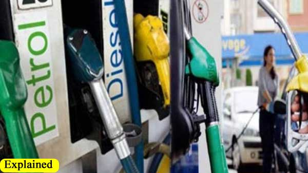 Explained: With hike in petrol and diesel prices, here's how much tax you pay on fuel