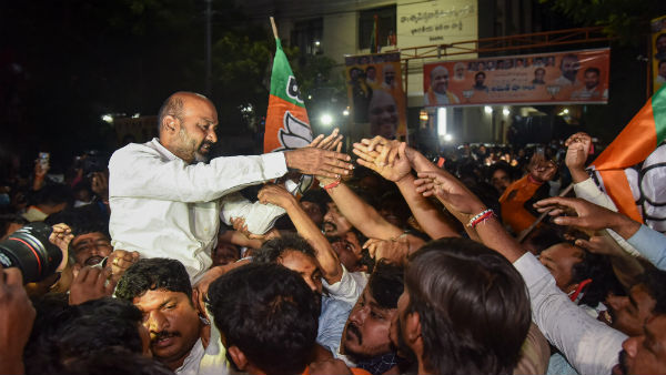 Hyderabad GHMC Election Results 2020: 'Moral victory, party only alternative to TRS in Telangana', says BJP