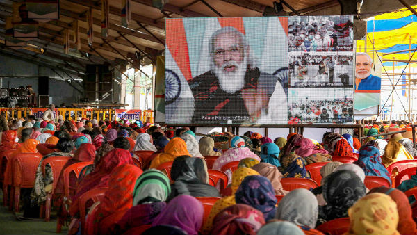BJP ready with mega farmer outreach plan for Atal Bihari Vajpayee's birth anniversary