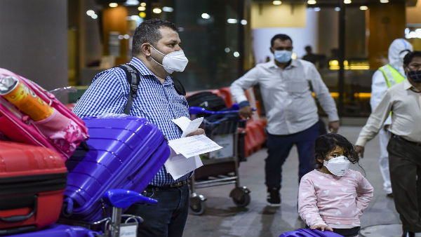 Swab samples of 2 COVID-19-hit UK returnees sent for analysis