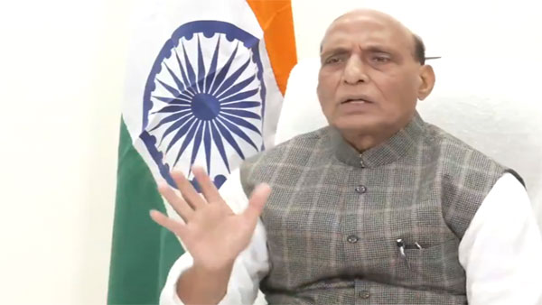 Rajnath Singh unveils India's first indigenously developed Driverless metro car