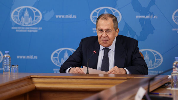 West has adopted devious strategy to engage India in anti-China games: Lavrov