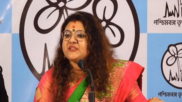 BJP MP Saumitra Khan's wife Sujata joins Trinamool Congress